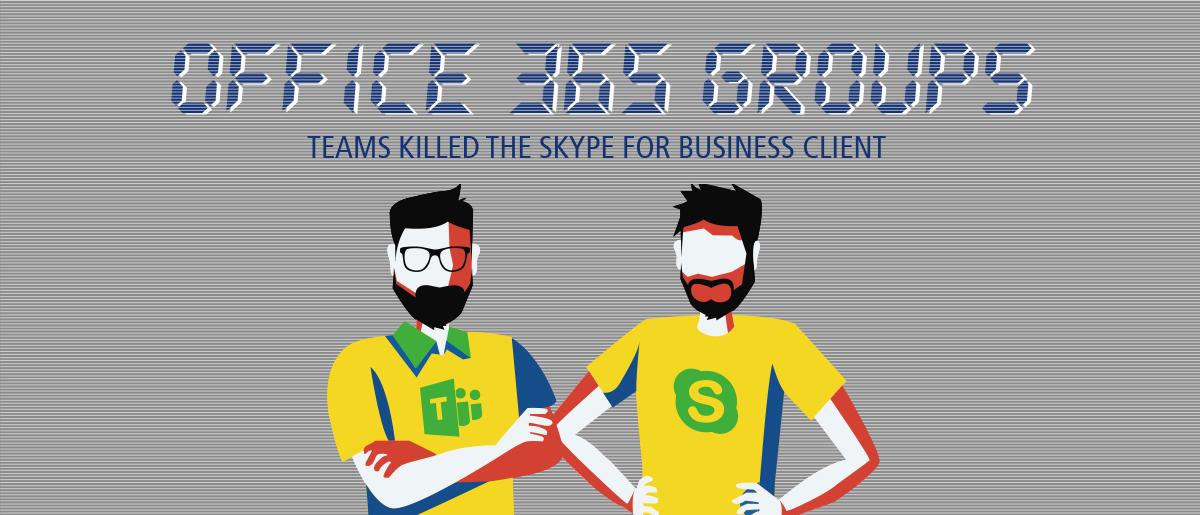 Microsoft Teams vs Skype for Business: Teams Killed Skype for Business