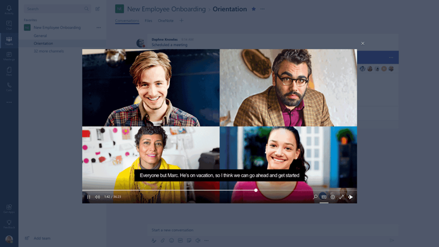 How to Master Modern Meetings in Microsoft Teams   AvePoint Blog